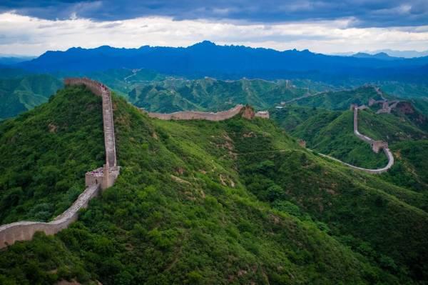 Incredible Of Great Wall China