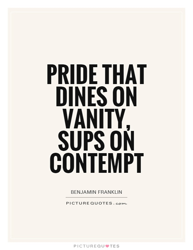 About Pride Sayings Quotes And