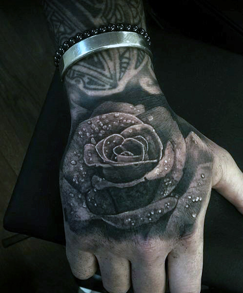 20 Realistic Hand Tattoos Men Ideas And Designs