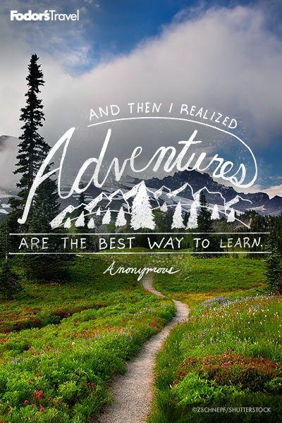 Cute Adventure Is Out There Wallpapers 60 Best Adventure Quotes And Sayings