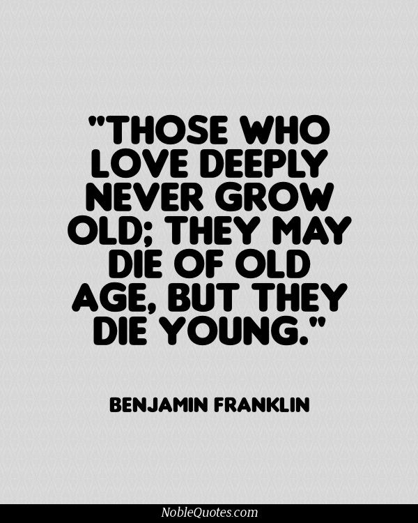 65+ Best Age Quotes & Sayings
