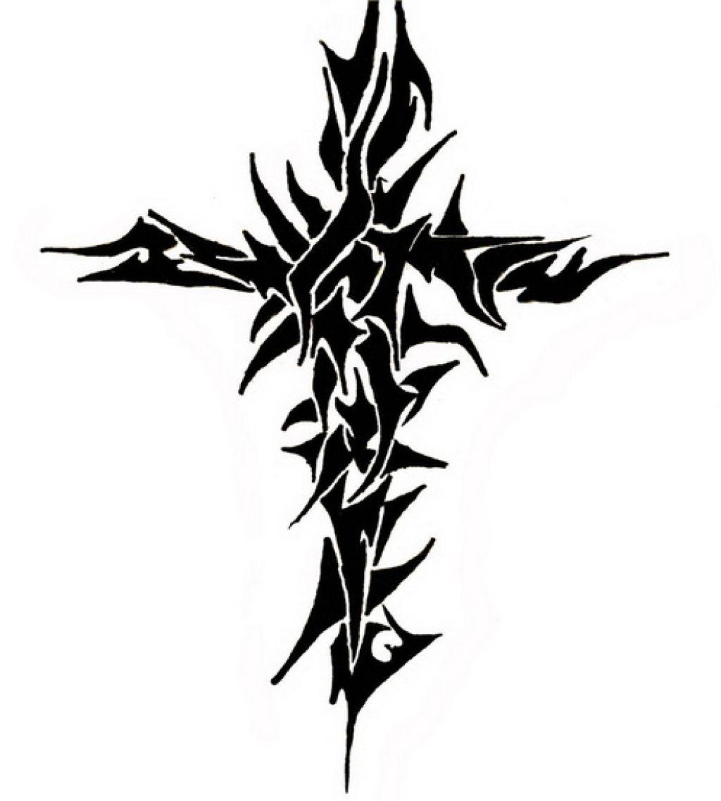 20+ Tribal Christian Tattoos