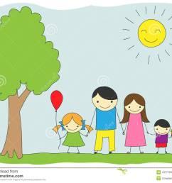 family clipart [ 1300 x 1065 Pixel ]