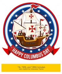 30 Best Columbus Day Wish Pictures