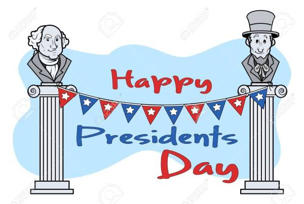 presidents day greeting