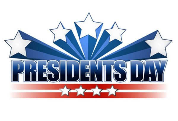 presidents day stars