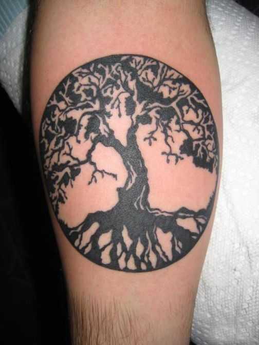 c44e335e3 Celtic Tree Of Life Tattoo Designs