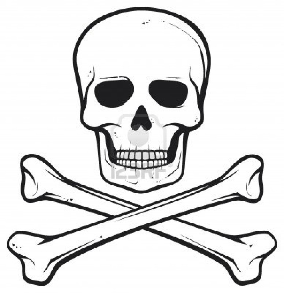 26+ Pirate Symbol Tattoos Collection