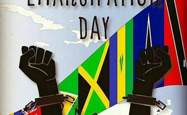 Happy Emancipation Day To My Fellow Citizens Of Trinidad