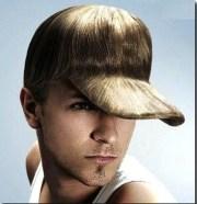 funny haircut