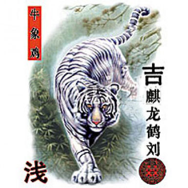 20 Chinese White Tiger Tattoo Ideas And Designs