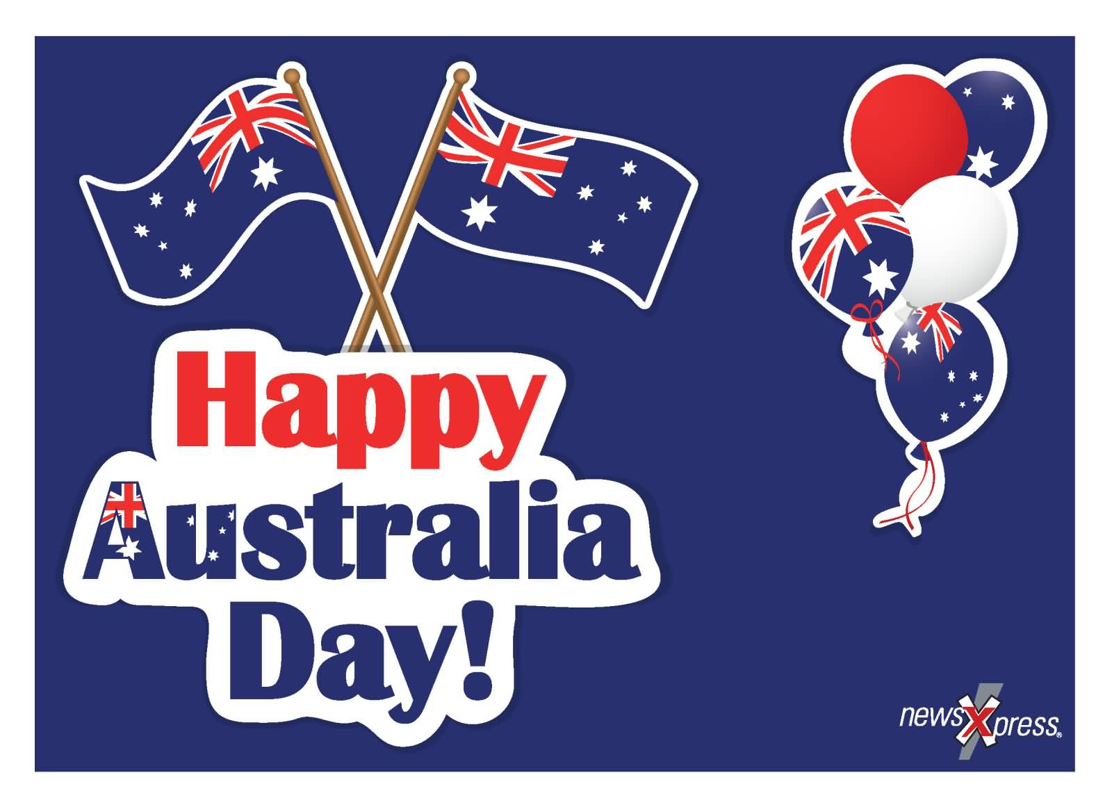 Girl Waving Cartoon Wallpaper 50 Best Australia Day 2017 Wish Pictures And Photos