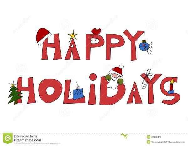 beautiful happy holidays