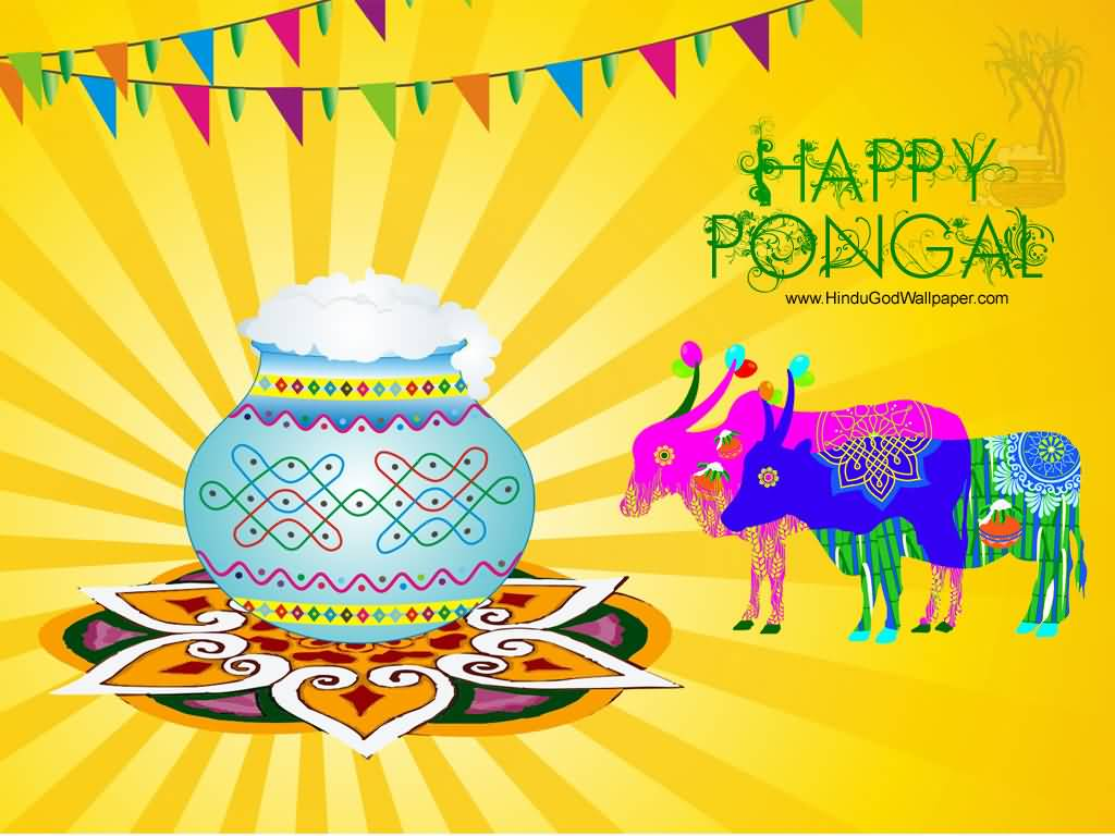 Kannada Quotes Wallpapers Download Happy Pongal Greetings Picture