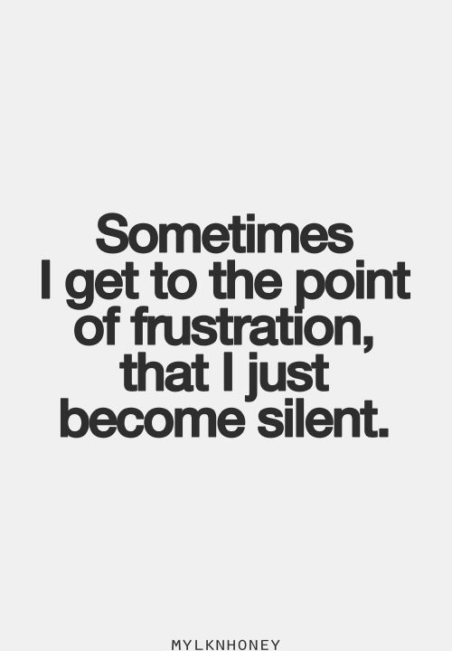 65+ Best Frustration Quotes And Sayings