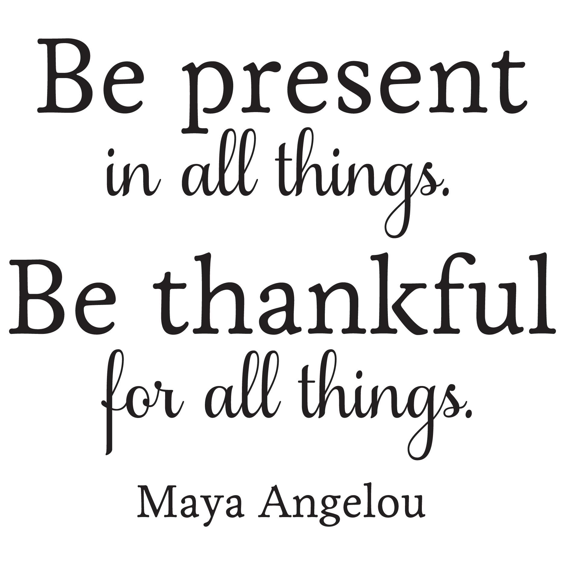 64 Best Present Quotes And Sayings