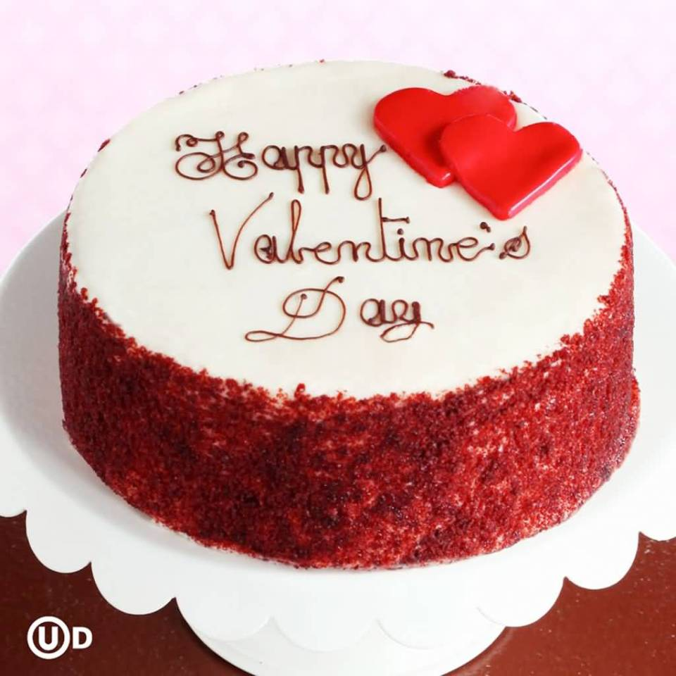 Ein weiteres Bild von happy valentine day cake images Happy Valentine Day Cake Images