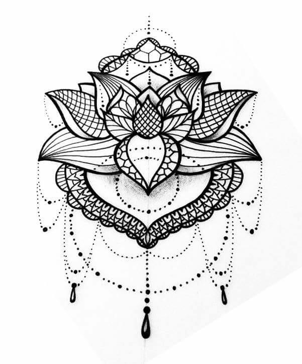 20 Mandala Tattoo Images, Pictures And Ideas