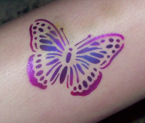 airbrush tattoos design