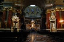 Incredible Interior Of St. Stephen'