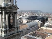 Saint Stephen' Basilica In Budapest