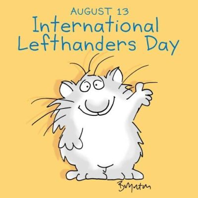 30+ International Lefthanders Day Wishes And Pictures