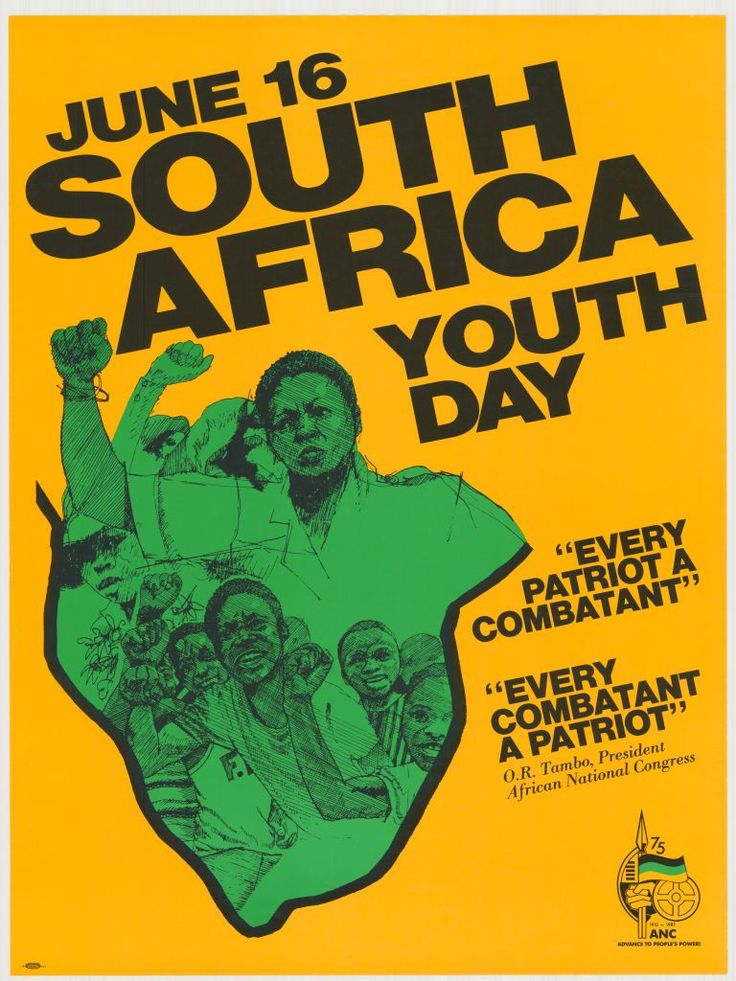 Every Patriot A Combatant Youth Day South Afrtica