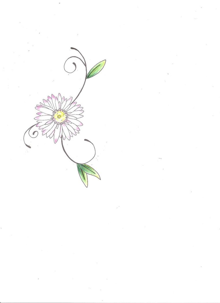 Flower Tattoo Designs Small