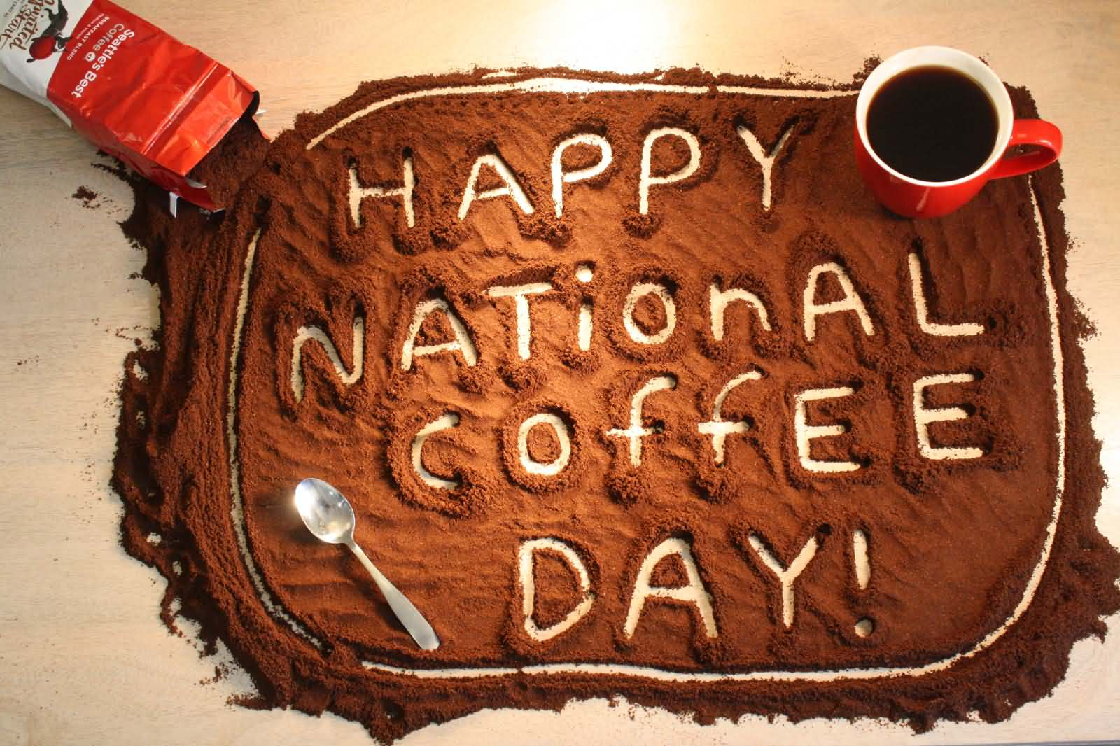 All You Need Is Coffee Happy International Coffee Day