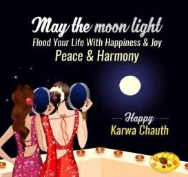 Karwa Chauth Whatsapp Status