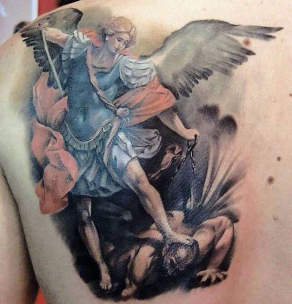 demon tattoo design & ideas