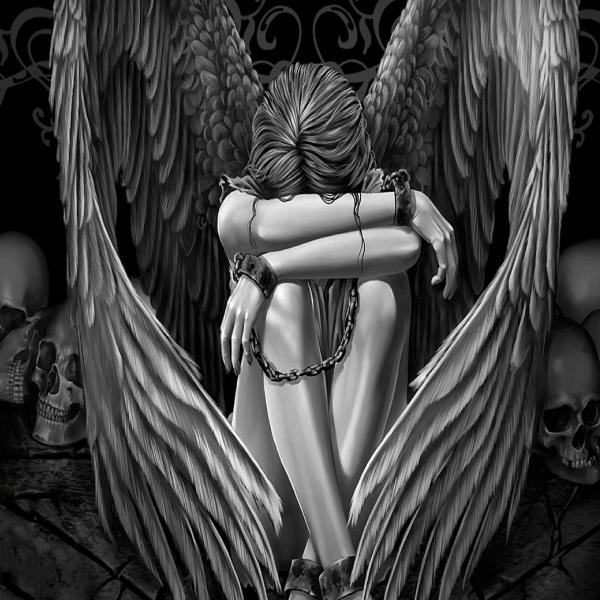 Wonderful Fallen Angel Tattoos & Design With Meanings