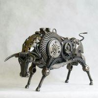 Metal Art  Scrap Metal Sculptures
