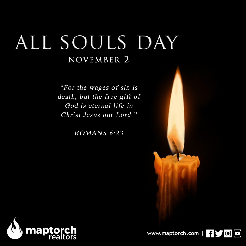 40 All Souls Day Wish Pictures And Images