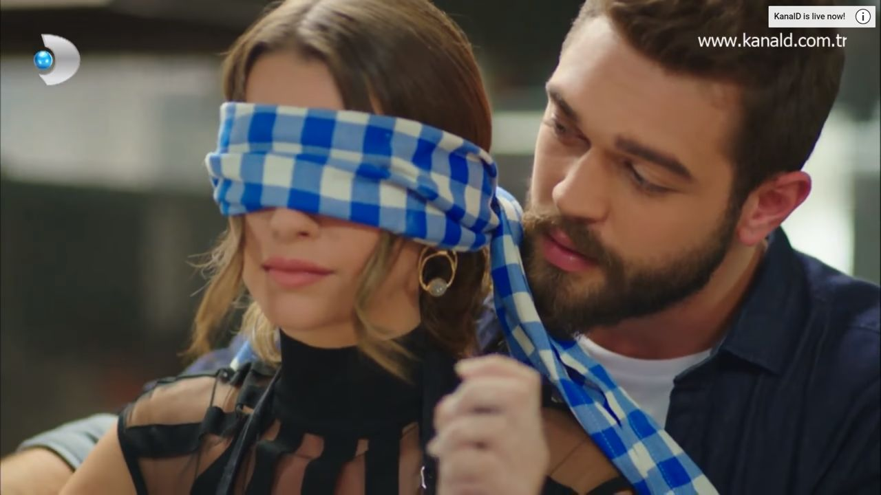 Sweet Revenge Tatli Intikam Episode 27 English Subtitles
