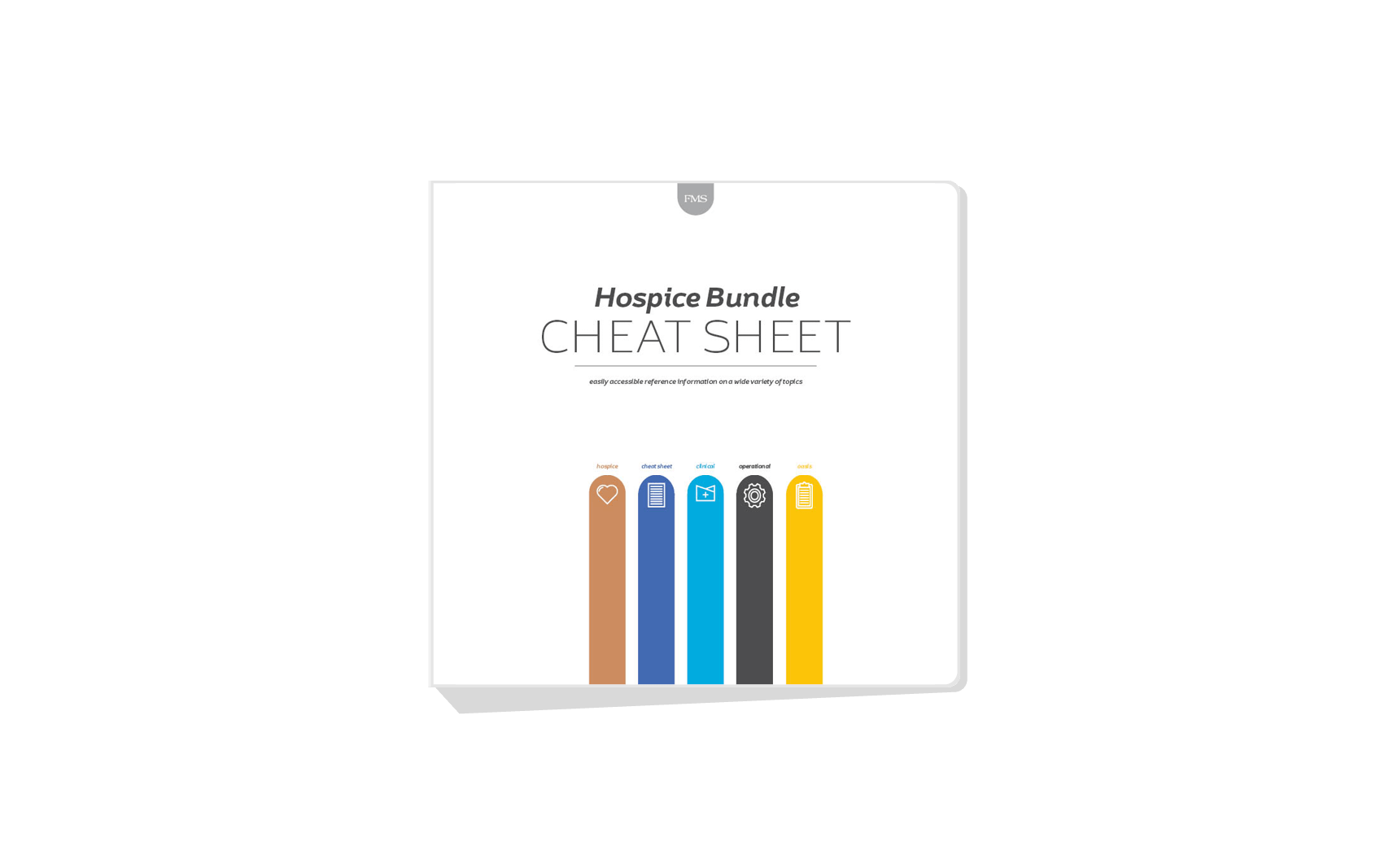 FMS is becoming MAC Legacy Hospice Cheat Sheet Bundle