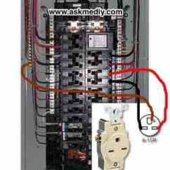 220 Volt Well Pressure Switch Wiring Diagram 50cc Mini Chopper How To Install A Outlet - Askmediy