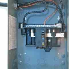 110 Volt Outlet Wiring Diagram Blue Sea Systems Sub Panel Installation With How To Video