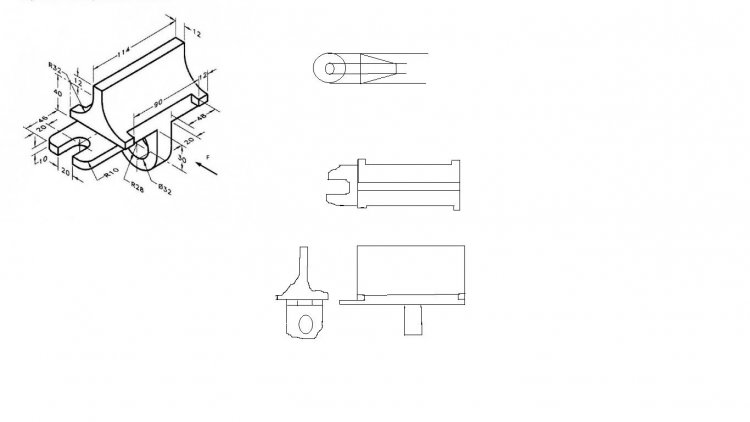 Engineering Drawing.Need Help!