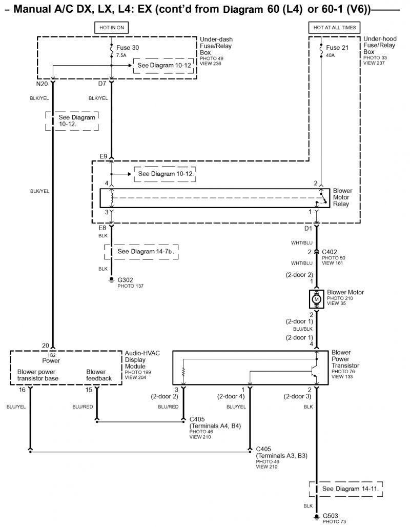 medium resolution of honda cr v blower motor resistor location get free image wiring diagram 2003 honda civic hybrid