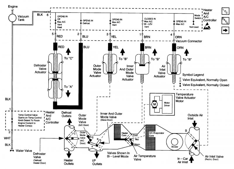 wiring diagram 2000 chevy express van