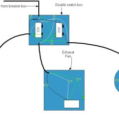 Wiring Diagram For A Light Switch And Outlet Electrical Diagrams Honeywell R8285d Bathroom Fan Free Bath Heat Fans Rh Bathfans2013 Blogspot Com Combo