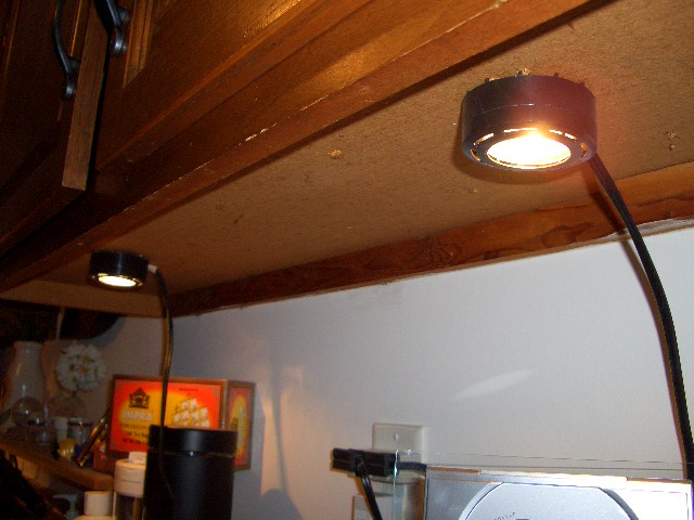 Electrical Wiring For Undercabinet Lighting