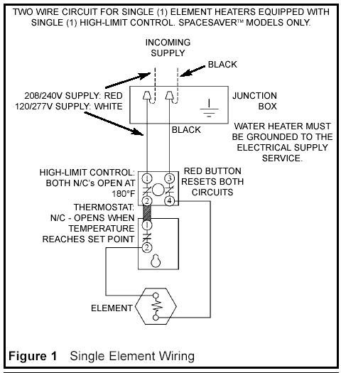 electric water heater wiring diagram. electric. amazing wiring, Wiring diagram
