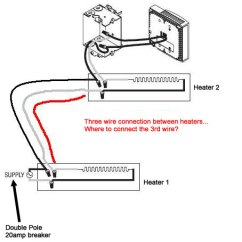 240v Baseboard Heater Wiring Diagram 5 Wire Trailer Troubleshooting Problems... Help!