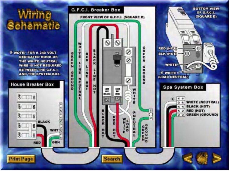 wiring 240 volt schematic 50 amp wiring diagram
