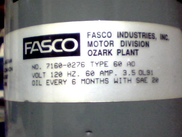 Ac Furnace Blower Motor Wiring Diagram Please Help Wiring 3 Wire Ac Fasco Motor