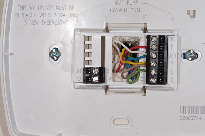 Wiring Diagram Question About A Honeywell Thermostati Have A Honeywell