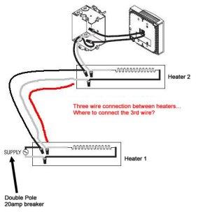 Base board heaters