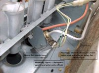 Thermocouple for carrier gas furnace